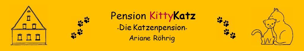 Katzenpension - Pension KittyKatz - Ariane Berlinger
