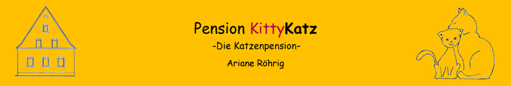 Katzenpension - Pension KittyKatz - Ariane Berlinger